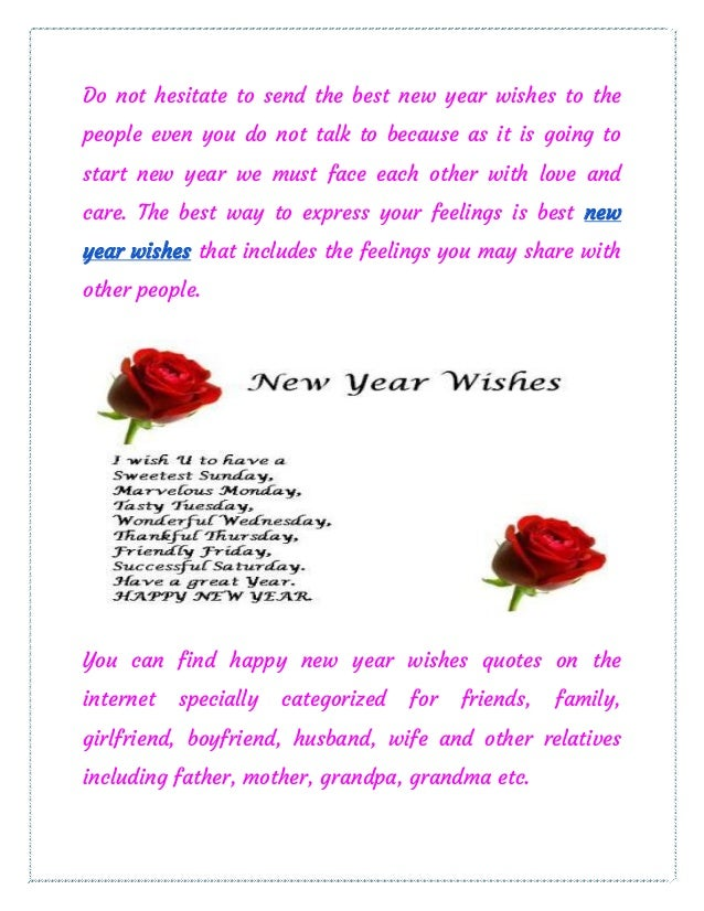 happy new year wishes images 4