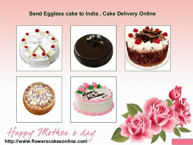 ComSend Heart Shaped Cake To India 6