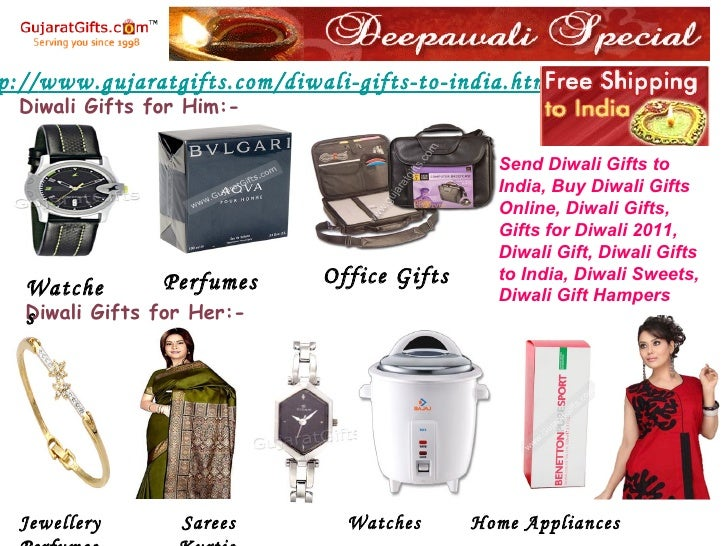 Diwali Gifts for Him:- Diwali Gifts for Her:- Watches Perfumes Office Gifts Jewellery  Sarees  Watches  Home Appliances  P...