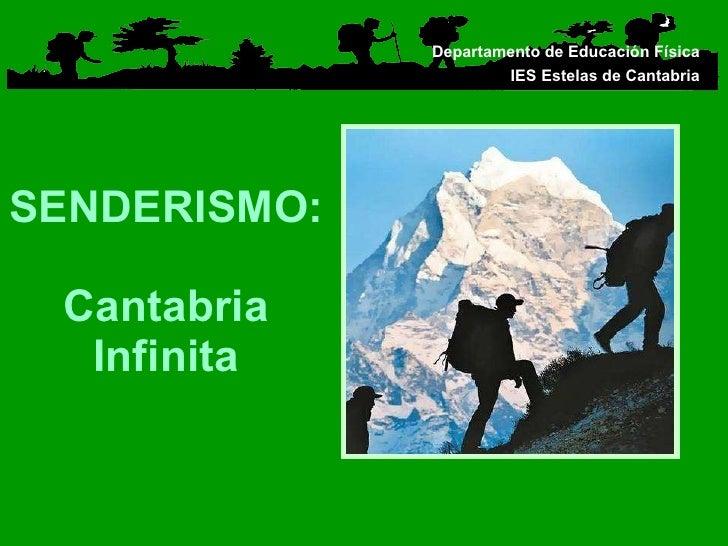 Senderismo 2010 2011