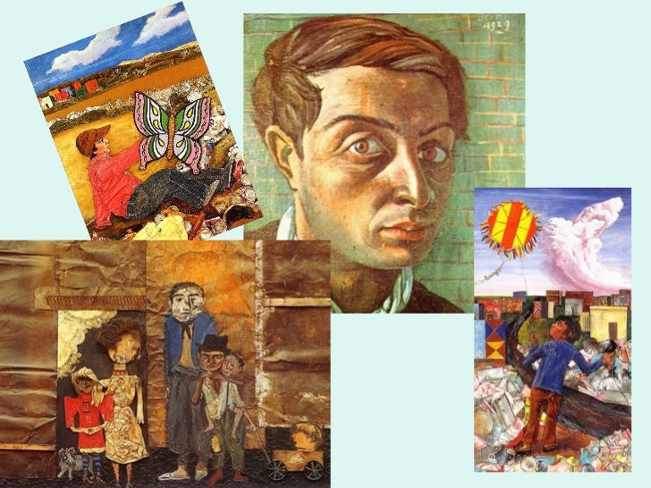 """ActIvIDAD N° 2 – JoAN mIró•   Vemos """"Cuento de Miró"""" (http://dl.dropbox.com/u/71322617/cuento%20de    %20Mir%C3%B3.ppt)•  ..."""
