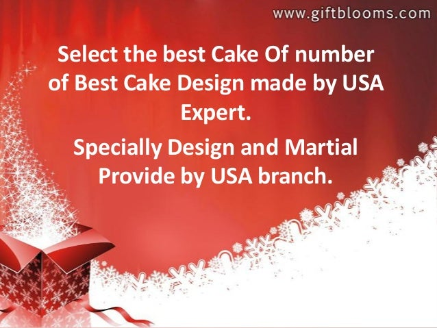 Online Cake Delivery From Usa To India