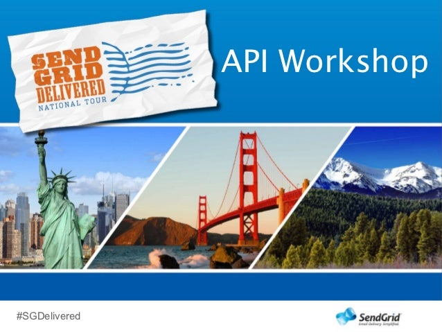 API Workshop#SGDelivered
