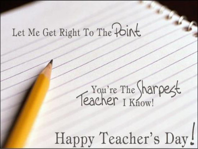 Beaches] Teachers day greeting cards images in hindi