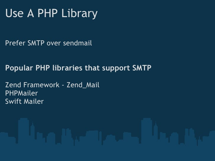 How To Build A Bulk Email Sending Application In PHP