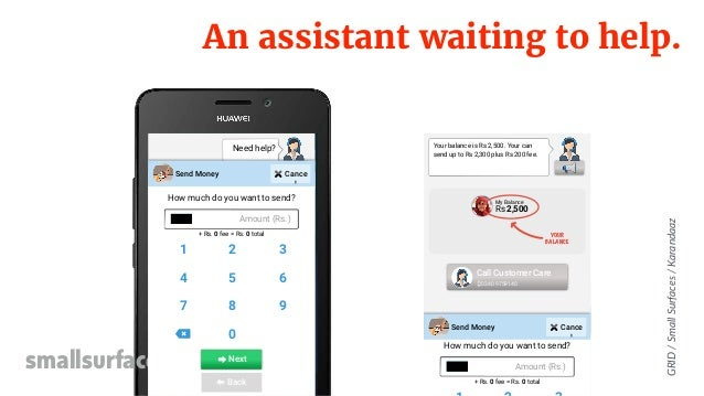 Need help? + Rs. 0 fee = Rs. 0 total Amount (Rs.) How much do you want to send? Send Money Cance l An assistant waiting to...