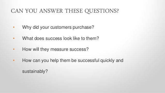 EVANGELISTS Customers who believe so strongly in a product or service that they freely try and convince others to buy or u...