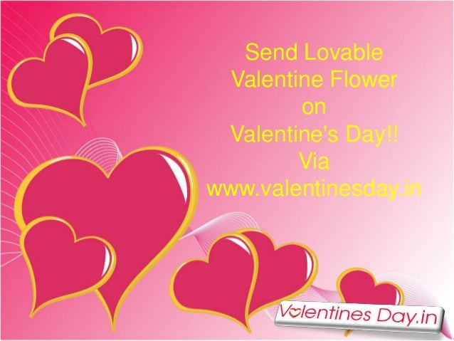 send lovable valentine flower on valentine's day!!, Ideas