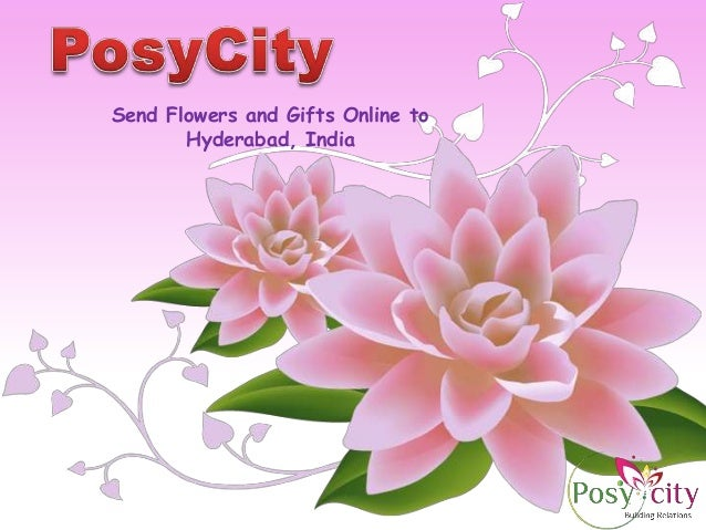 Send Flowers and Gifts Online to Hyderabad, India