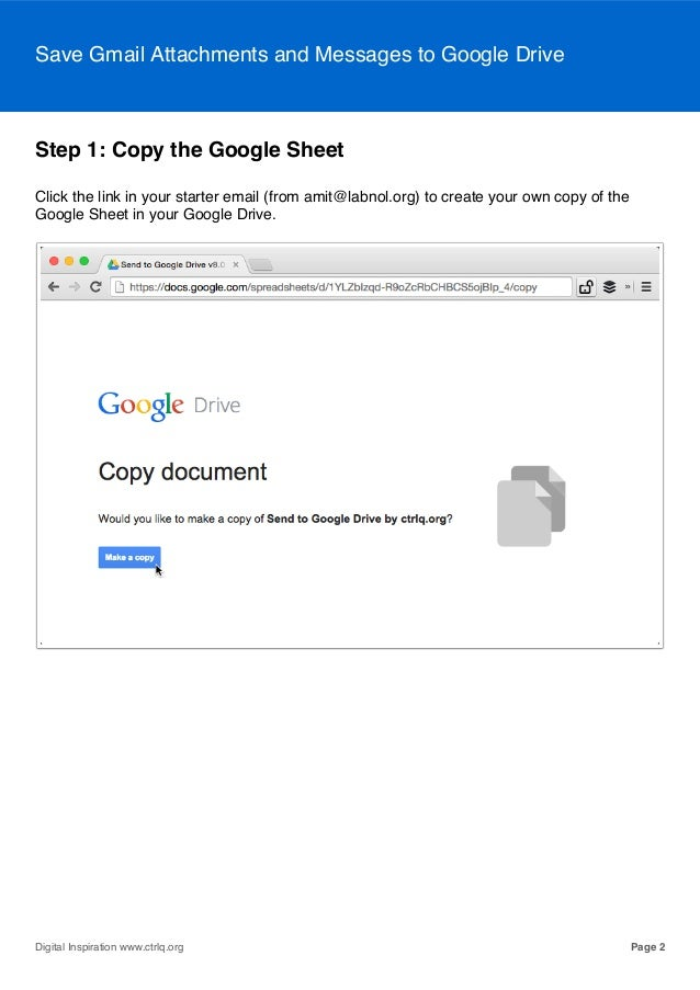 how to save gmail messages to hard drive