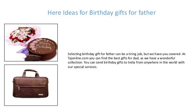 3 Here Ideas For Birthday Gifts