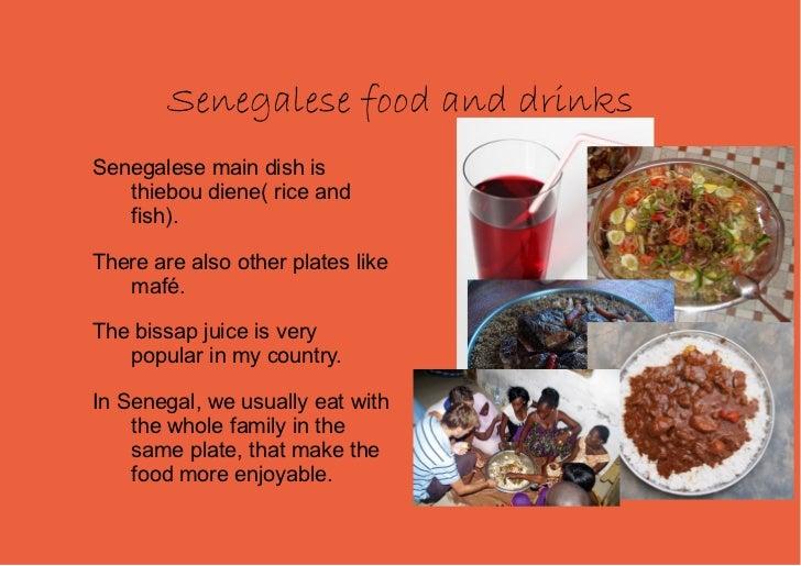 Senegalese presentation