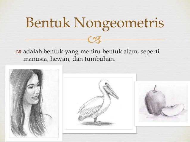 100 Gambar Bentuk Geometris Dan Nongeometris