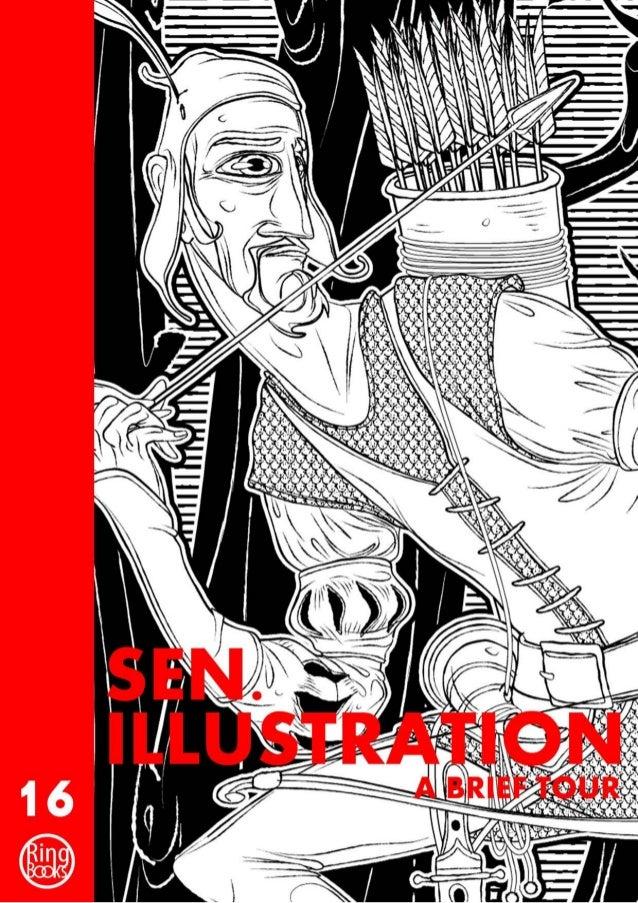 SEN ILLUSTRATION - A BRIEF TOUR/16