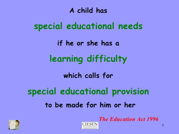 being alert a reflection on disability and special education Parents of children with disabilities have many reactions to their children's special  a child with a disability is considered a reflection on  education inc .
