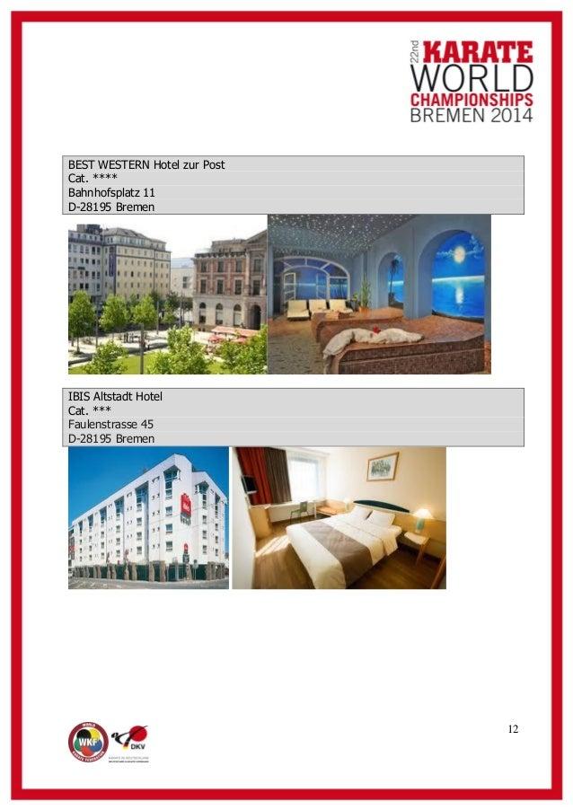 Hotel Ibis Bremen Centrum Rembertiring