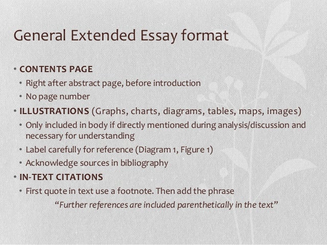 extended essay format 2013 Extended essay guide: topics, format,  sqa higher history extended essay plan sheet 2013 i wondered if i could keep homeschooling once we reached high school.