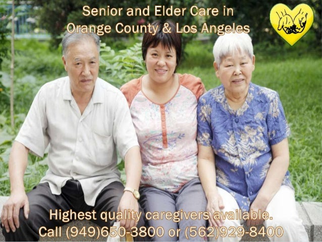 ABOUT US A-1 Home Care is licensed, bonded, and insured to provide in home care service for seniors around Orange County a...
