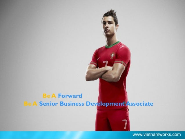 Be A Forward Be A Senior Business Development Associate