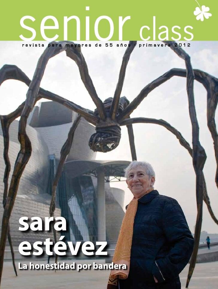 revista para mayores de 55 años · primavera 2012                                                   1