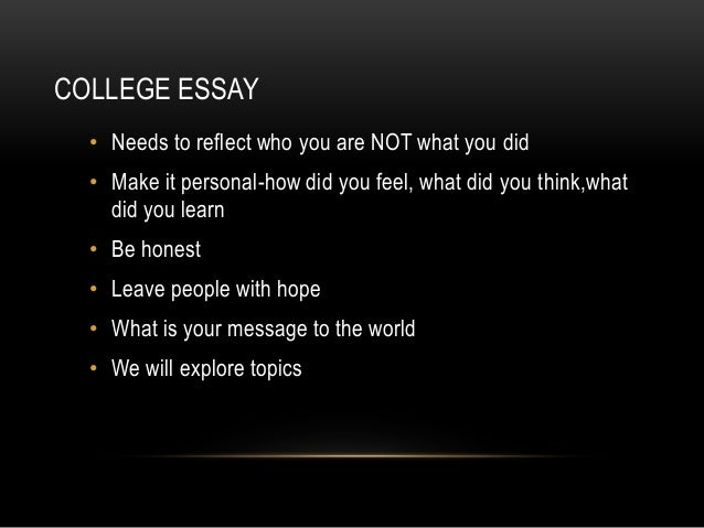 scholarships essay vs gpa