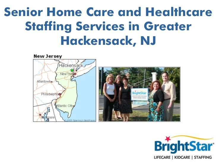 Senior Home Care and Healthcare   Staffing Services in Greater         Hackensack, NJ