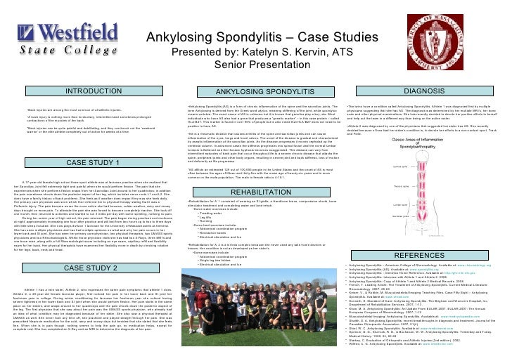 wsc senior presentation poster