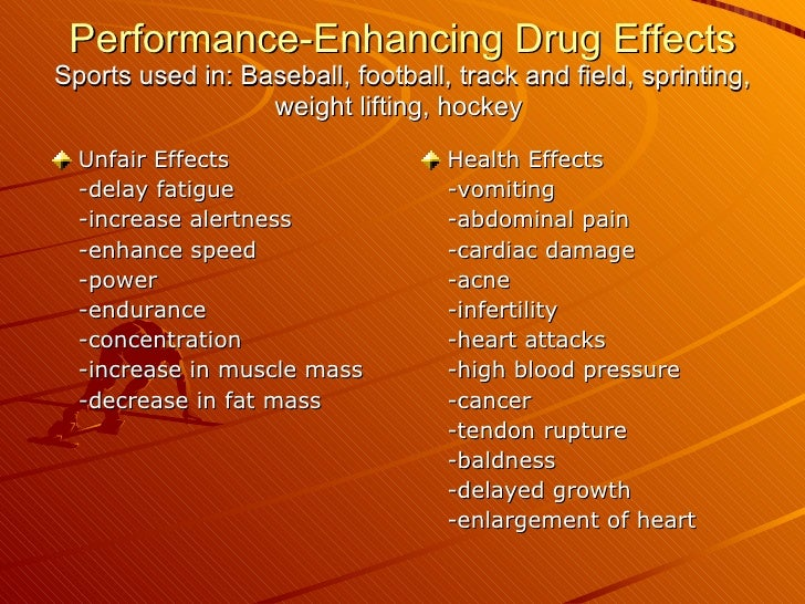 Essays use of steroids in sports