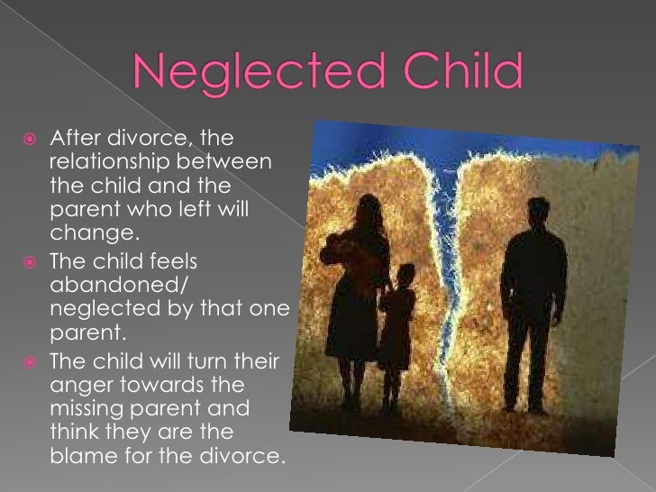 """effects divorce has on children For many children, the effects of their parents' divorce lingers for  miller has  written """"primal loss: the now-adult children of divorce speak""""."""