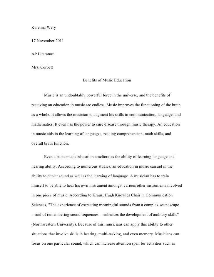 senior project essay senior project essay karenna wery17 2011ap literaturemrs