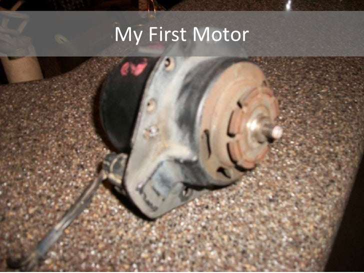 My First Motor