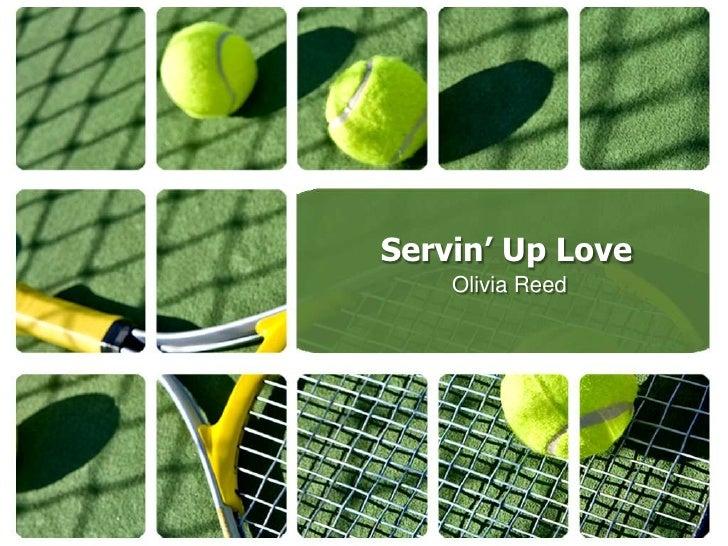 Servin' Up Love    Olivia Reed