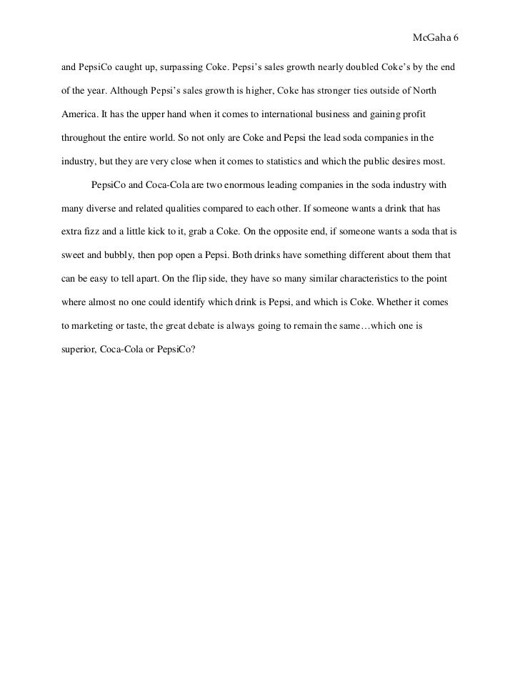 senior project research paper laura mcgaha  6