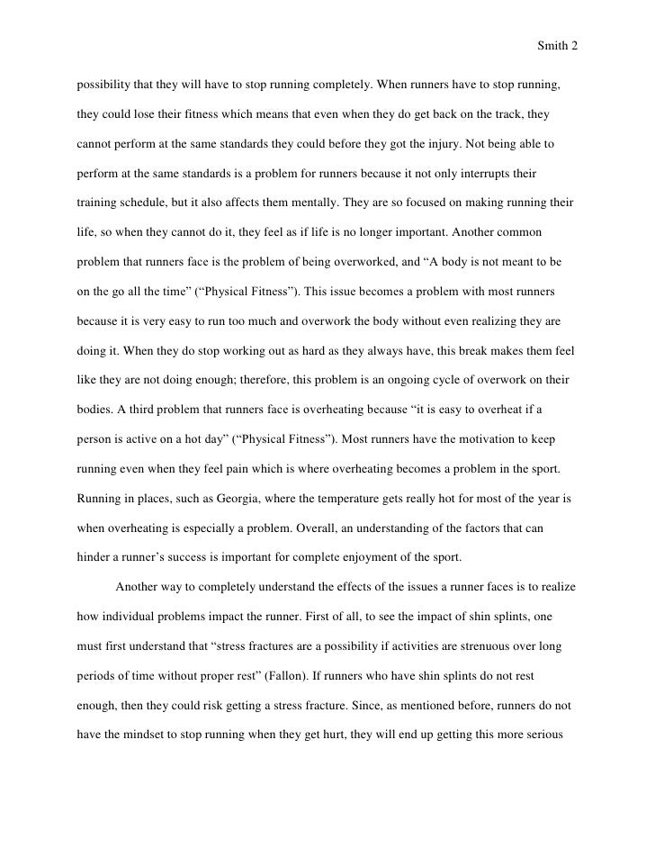 senior project research paper format Below are links to senior thesis papers they are not exactly like your assignment, especially with formatting, but are very similar in terms of content.