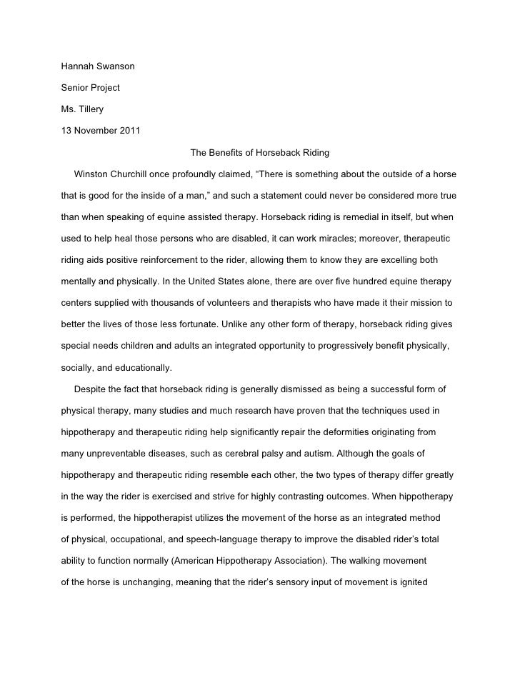 How To Write A Essay Proposal Hannah S Senior Project Research Paper Hannah Swansonsenior Projectms  Tillery  The Benefits Diwali Essay In English also Learning English Essay Linguistic Essay Linguistic Essay Best English Essays Linguistics  Writing A Proposal Essay