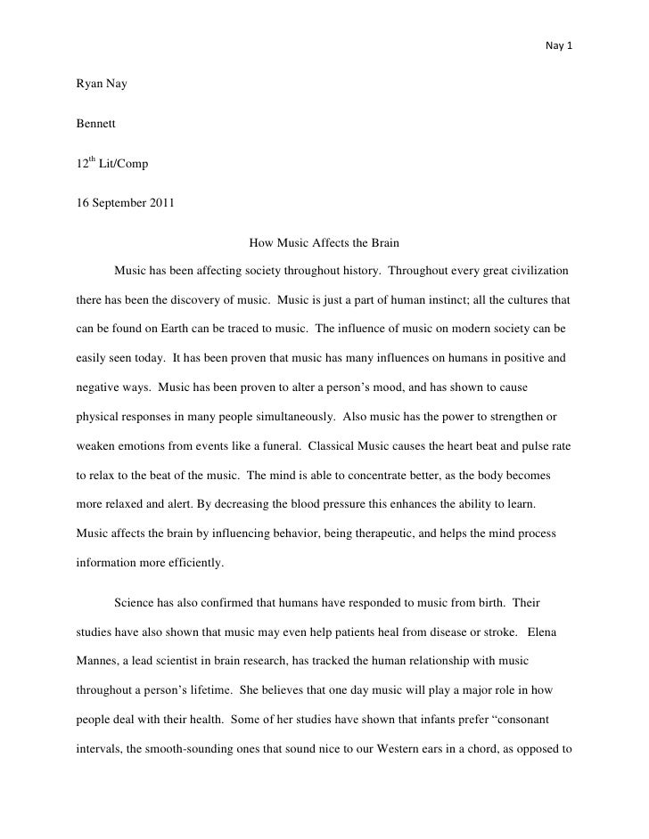 Sex education term paper