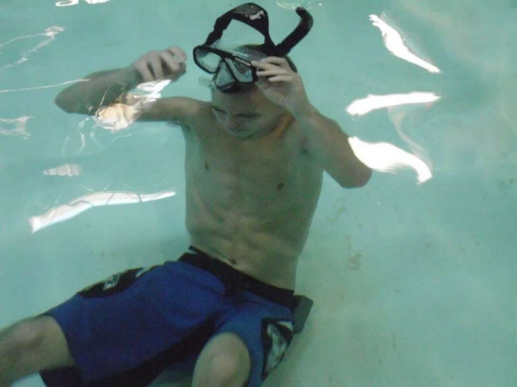 Cody Witherspoon Senior Project Scuba Pictures