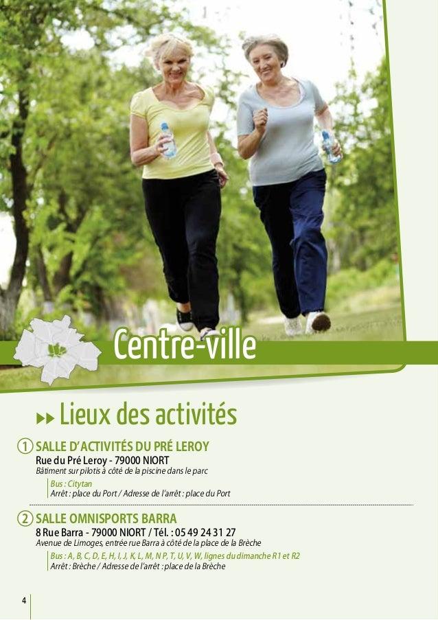 Seniors a niort guide d 39 activit s for Parc des expositions niort