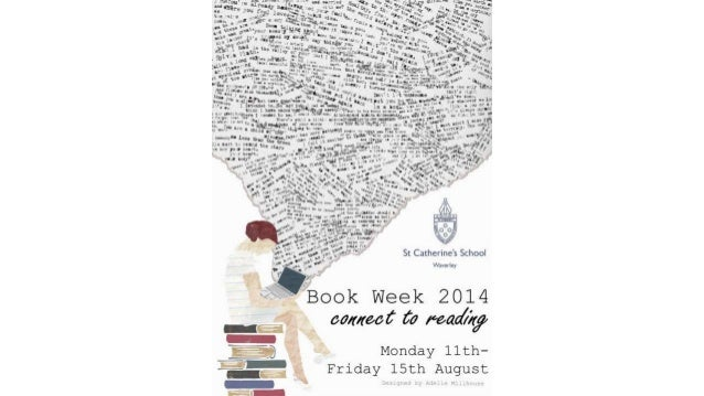 Senior school book week 2014