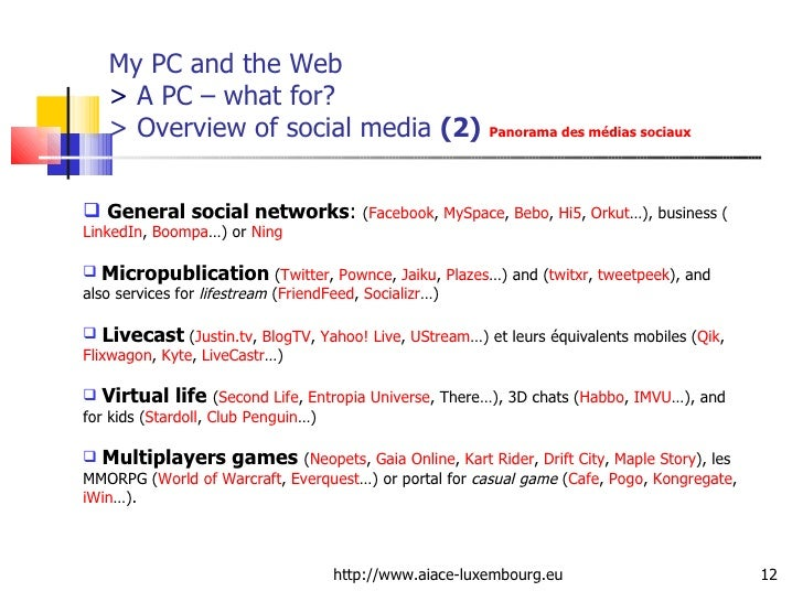 Seniors My Pc Web En 2008 Q4