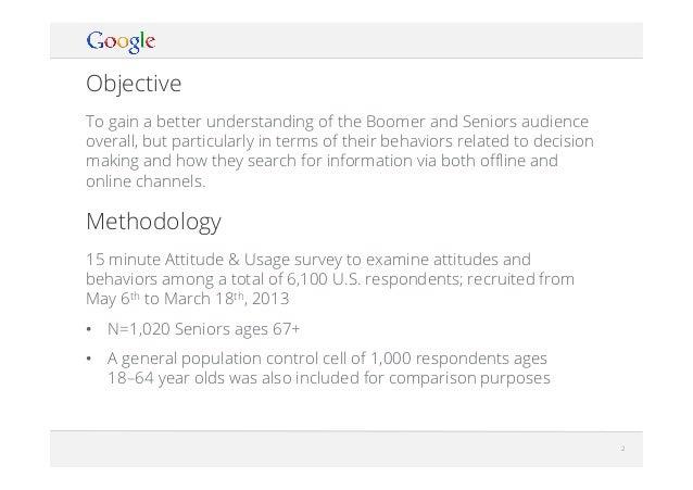 APRIL 2013: Google/Ipsos Data Breakdown - Boomers Slide 2