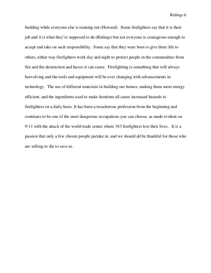 Can someone do my essay stresses that go along with the profession of firefighting