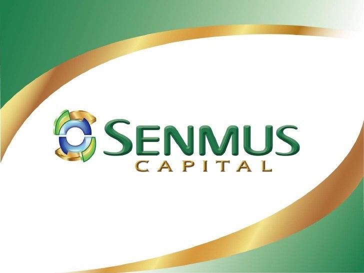 Senmus Capital Pubgen