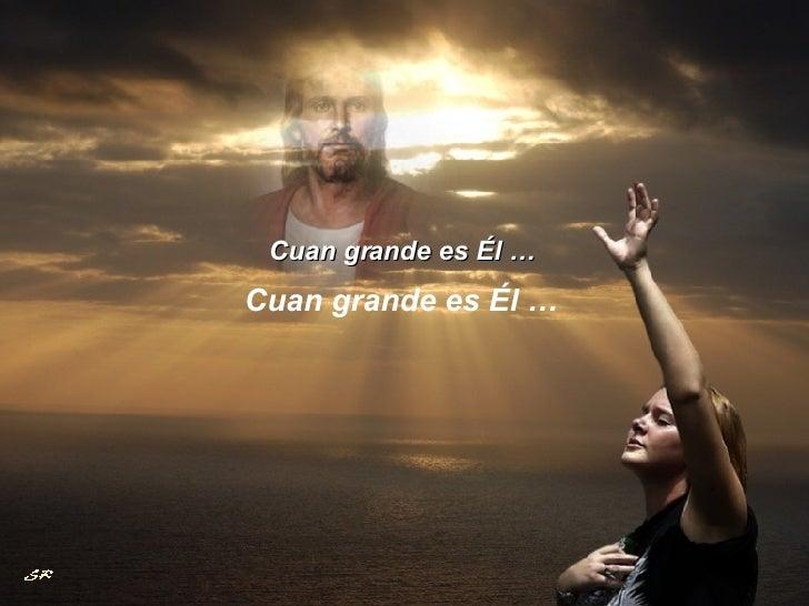Image result for grande es Dios