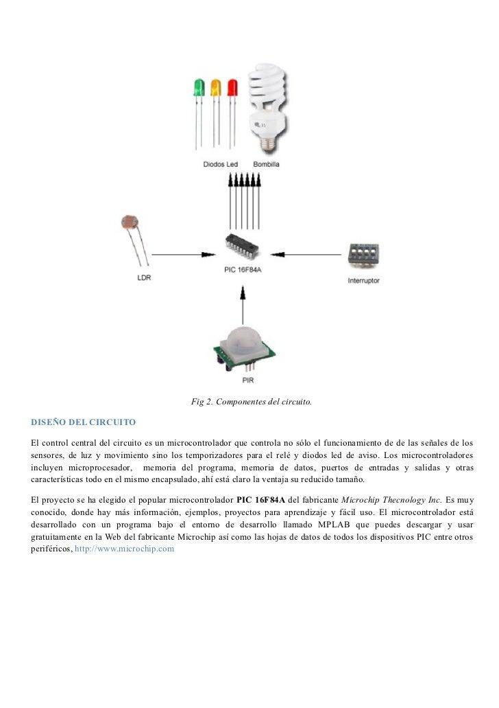 Luz por detector de movimiento y crepuscular senpir - Luz sensor movimiento ...