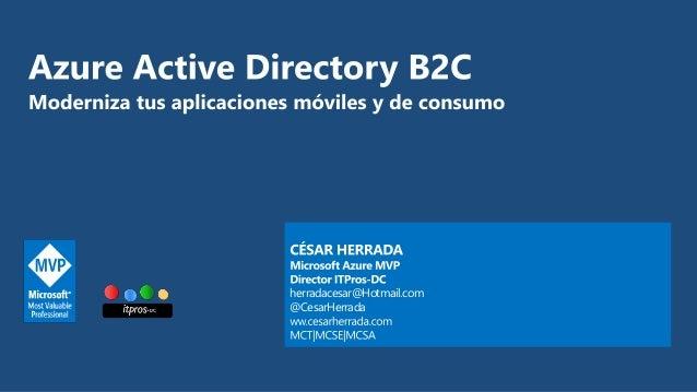 herradacesar@Hotmail.com @CesarHerrada