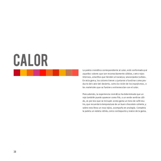 a1e2b4f9d6 Sensacion,significado y aplicacion del color