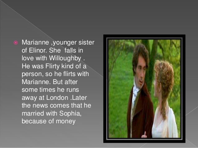 The theme of the complexities of love and marriage in sense and sensibility by jane austen
