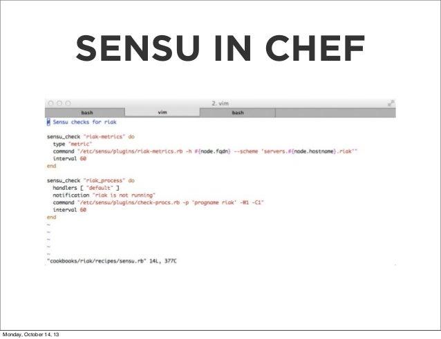 SENSU IN CHEF  Monday, October 14, 13
