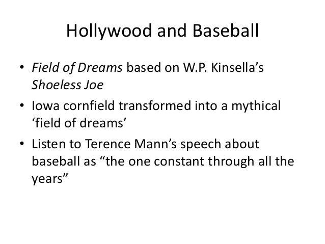 field of dreams speech